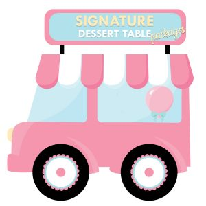 Signature Dessert Tables